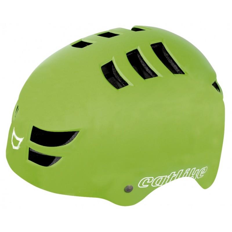 Catlike Freeride 360º BMX Bike Helmet Matt Green