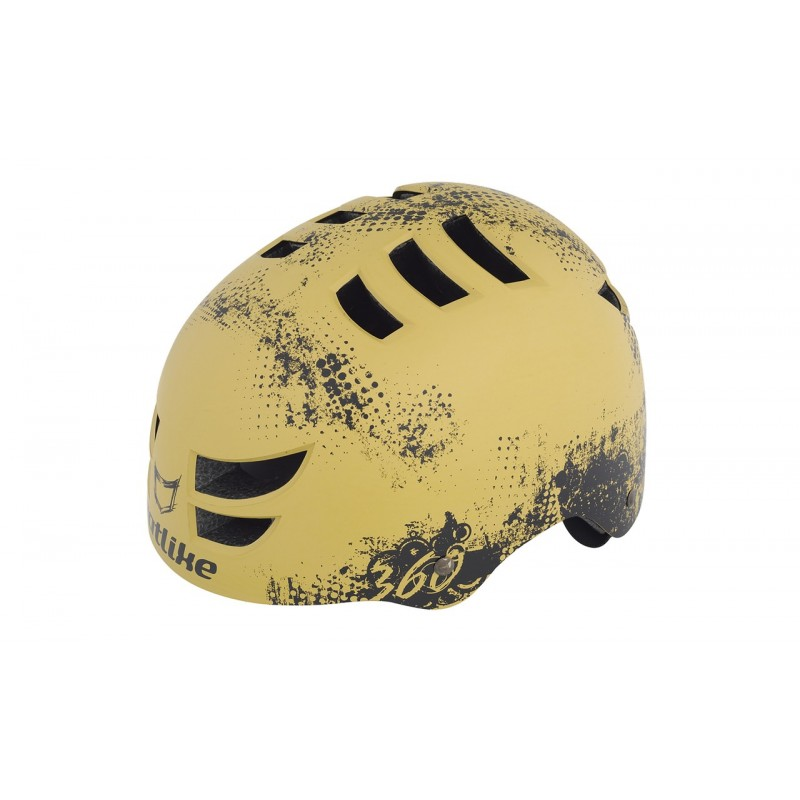 Catlike Freeride 360º Sand Matt Cycle Helmet