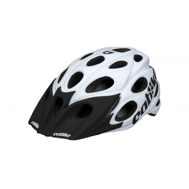 Catlike Leaf White Cycle Helmet