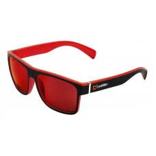 Catlike Life Style Orange Key Sunglasses Black Red