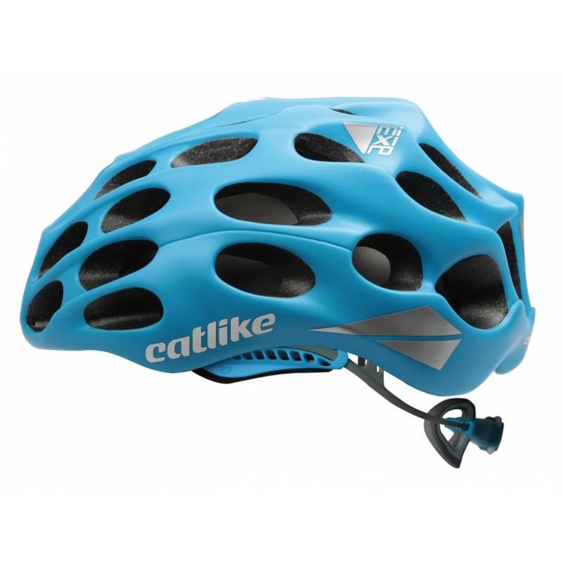 Catlike Mixino Road Bike Helmet Matt Blue
