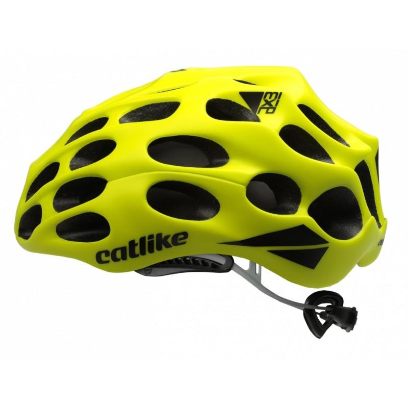 Catlike Mixino Road Bike Helmet Matt Fluor Yellow