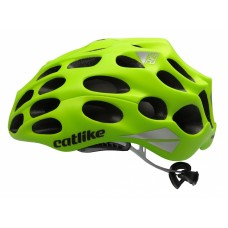 Catlike Mixino Road Bike Helmet Matt Green Lime