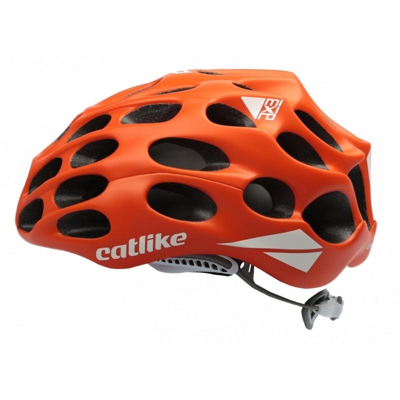 Catlike Mixino Road Bike Helmet Matt Orange