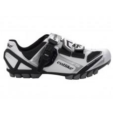 Catlike Felinus Black-White-Grey Matt Mountain Bike Shoe