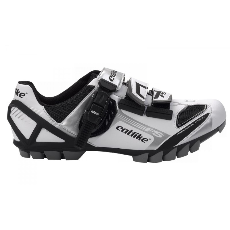 Catlike Felinus Black-White-Grey Matt Mountain Bike Shoe