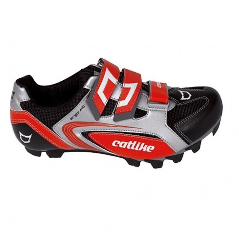 Catlike Scheme Red MTB Cycling Shoe