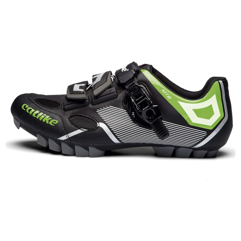 Catlike Sirius Mtb Shoe Black-Green 2016