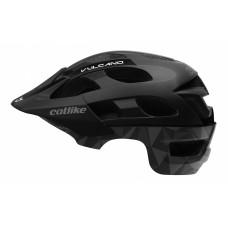 Catlike Vulcano MTB Bike Helmet Matt Black