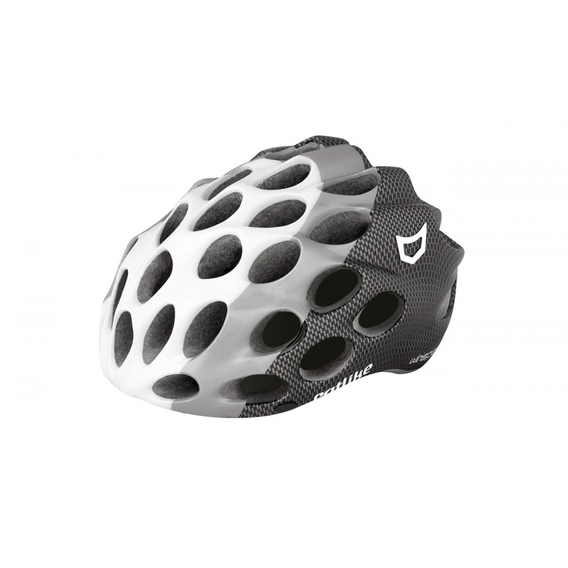 Catlike Whisper White-Silver-Carbon Road Race Helmet