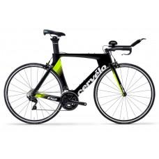 Cervelo P2 105 R7000 Road Bike 2019 Black/Fluoro/White
