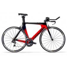 Cervelo P3 Ultegra R8000Road Bike 2019 Red/Black/Navy