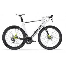Cervelo S3 Disc Etap Road Bike 2018 White Black Fluoro