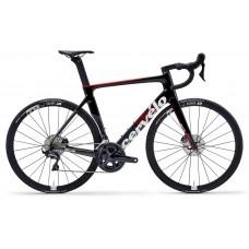 Cervelo S3 Disc Ultegra R8020 Road Bike 2020 (Graphite/Black/Red)