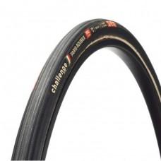 Challenge 700x27c 320TPI Handmade Paris Roubaix Pro Road Bike Tubular Tyre Black