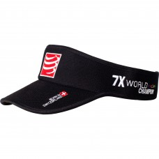 Compressport Visor Cap Black