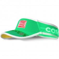 Compressport Visor Fluo Green