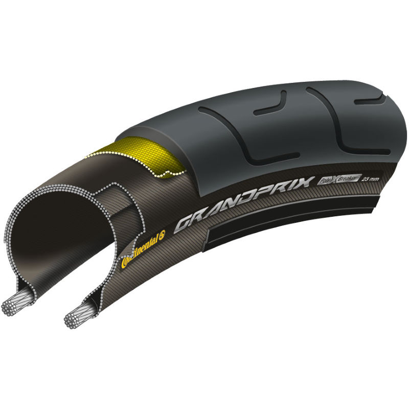 Continental Grand Prix 700X25c Folding Road Tyre