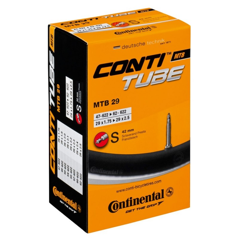 Continental MTB 29 Presta Bike Tube
