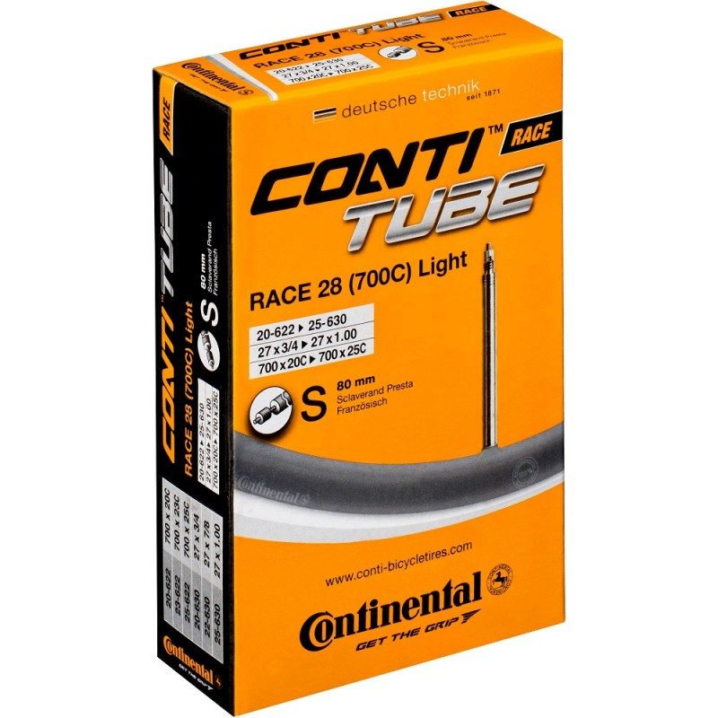 Continental Race 28 Light Cycle Tube