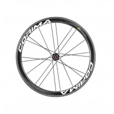 Corima 47mm WS Black Carbon Clincher Rear Wheel