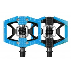 CrankBrothers Double MTB Clipless Pedal Shot Blue