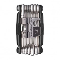 CrankBrothers M19 Nickel Multitool