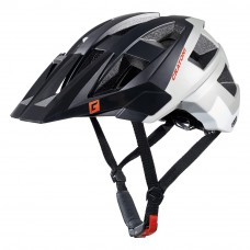 Cratoni Allset MTB Helmet Black Grey White Matt