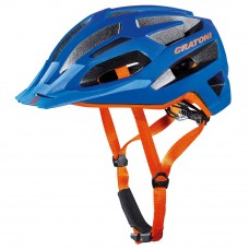 Cratoni C-Flash MTB Helmet Blue Glossy
