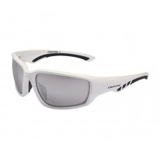 Cratoni Wave White Black Biking Sunglasses