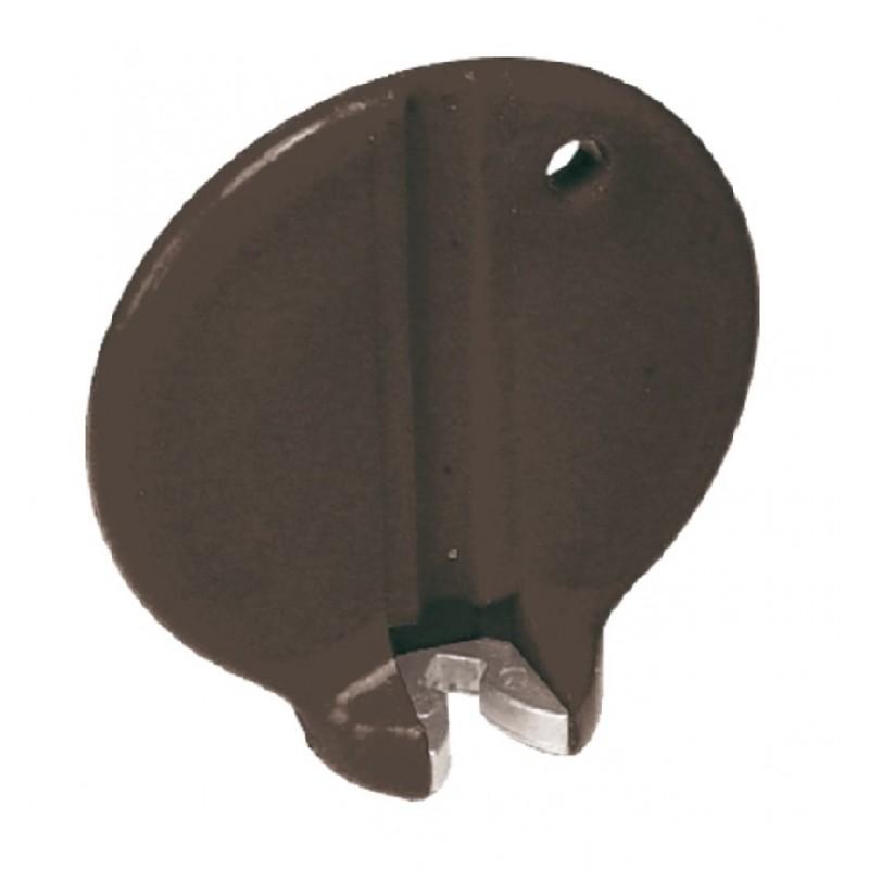Cyclus Spoke Wrench Key Tool Black (Plastic)