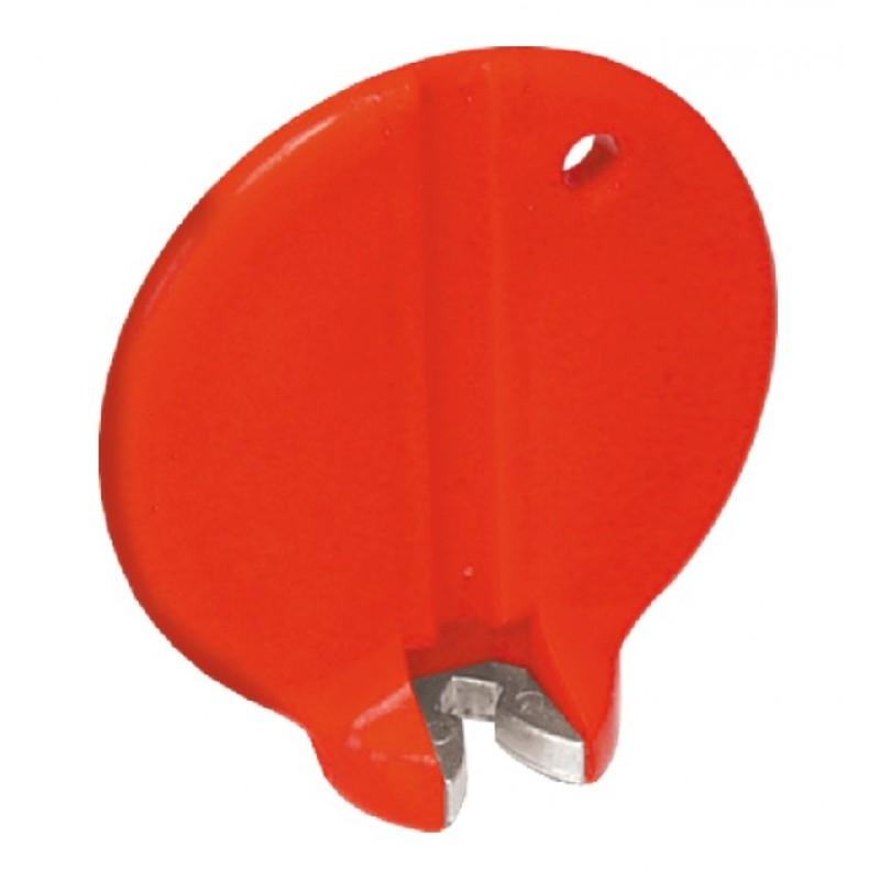 Cyclus Spoke Wrench Key Tool Red (Plastic)