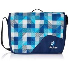 Deuter Attend 10 L Travel Bag Blue Arrow Check