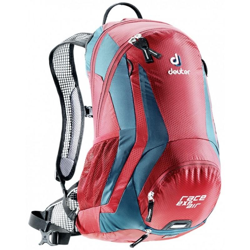 Deuter Race EXP Air Cycling Bag Cranberry Arctic