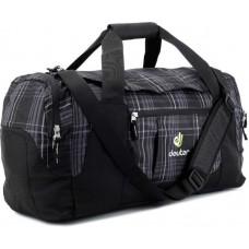 Deuter Relay 40 L Travel Bag Check Black