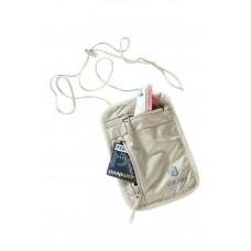 Deuter Security Wallet I 1 L Travel Bag Sand
