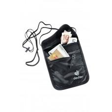 Deuter Security Wallet II 1 L Travel Bag Black/Granite
