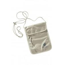 Deuter Security Wallet II 1 L Travel Bag Sand
