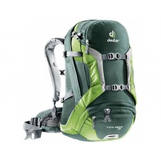 Deuter Trans Alpine 30 Biking Backpack Forest Kiwi