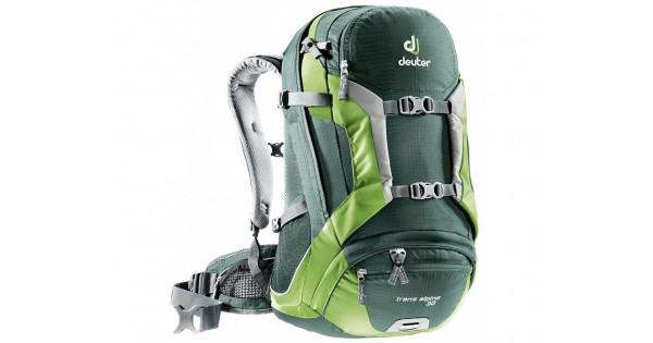 8e8ed75ff Buy Deuter Trans Alpine 30 Biking Backpack Forest Kiwi Online In India |  wizbiker.com
