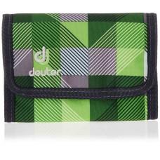 Deuter Wallet Green Arrowcheck
