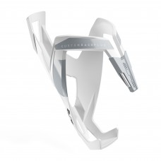 Elite Custom Race Plus Bottle Cage White