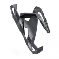 Elite Cutom Race Plus Skin Soft Touch Bottle Cage Black