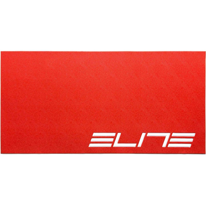 Elite Training Mat for Cycletrainer Red