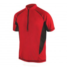 Endura Cairn S/S Cycling Jersey Red