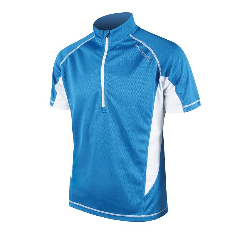 Endura Cairn S/S Cycling Jersey Ultramarine