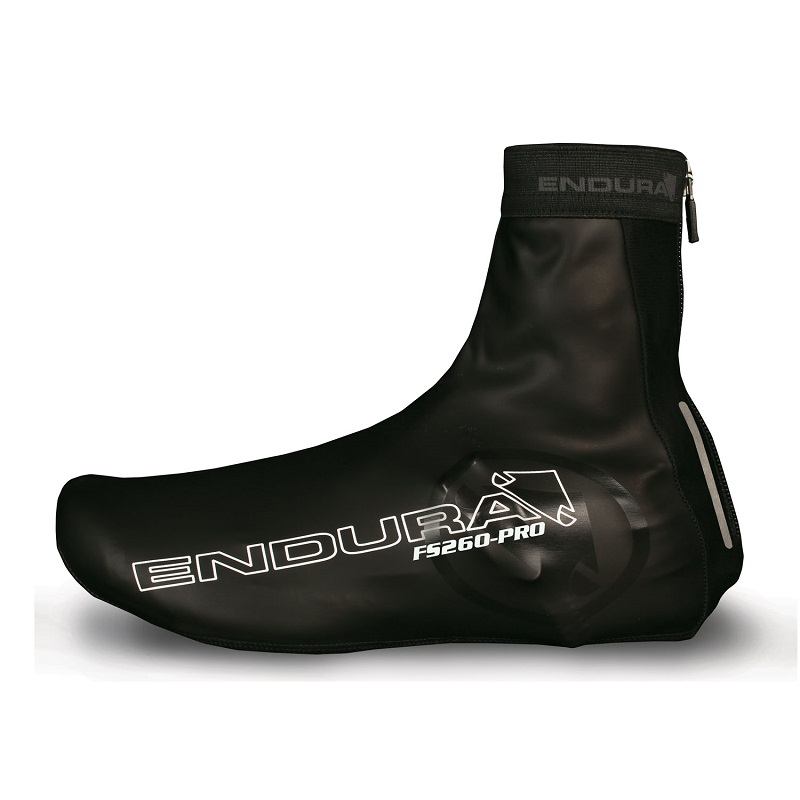 Endura FS260-Pro Slick Overshoe Black