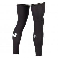 Endura FS260 Pro Thermo Full Zip Leg Warmer Black