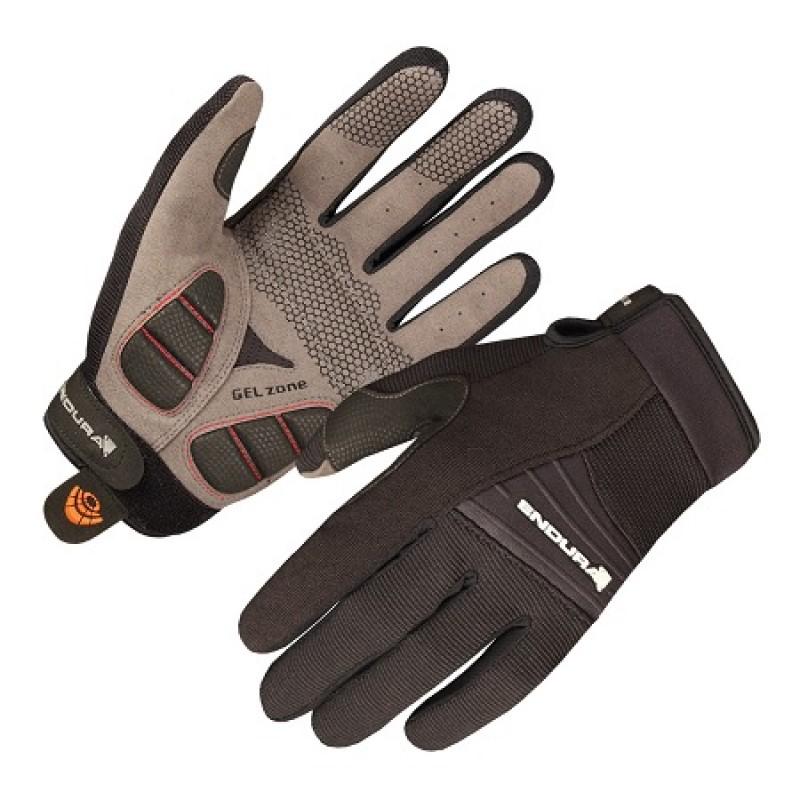 Endura Full Monty Gloves, Black