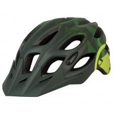 Endura Hummvee Cycling Helmet Khaki